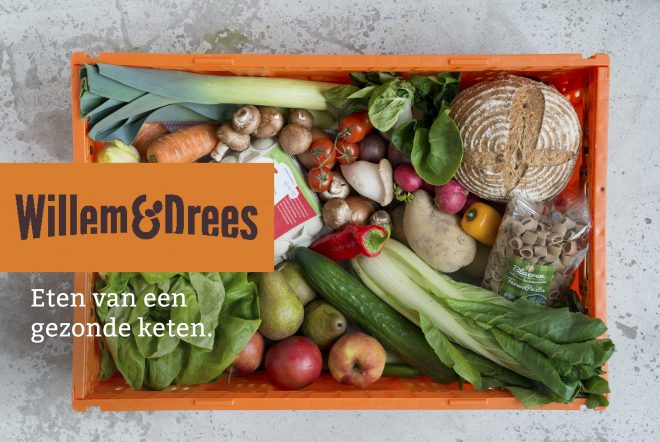 Willem&Drees maaltijdbox